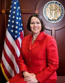 County Clerk Gabrielle Summe